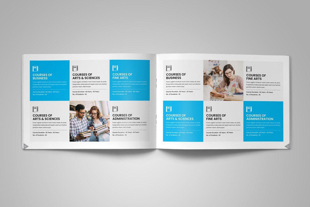 Education Prospectus Brochure V12 Brochure Brochure Template College Prospectus