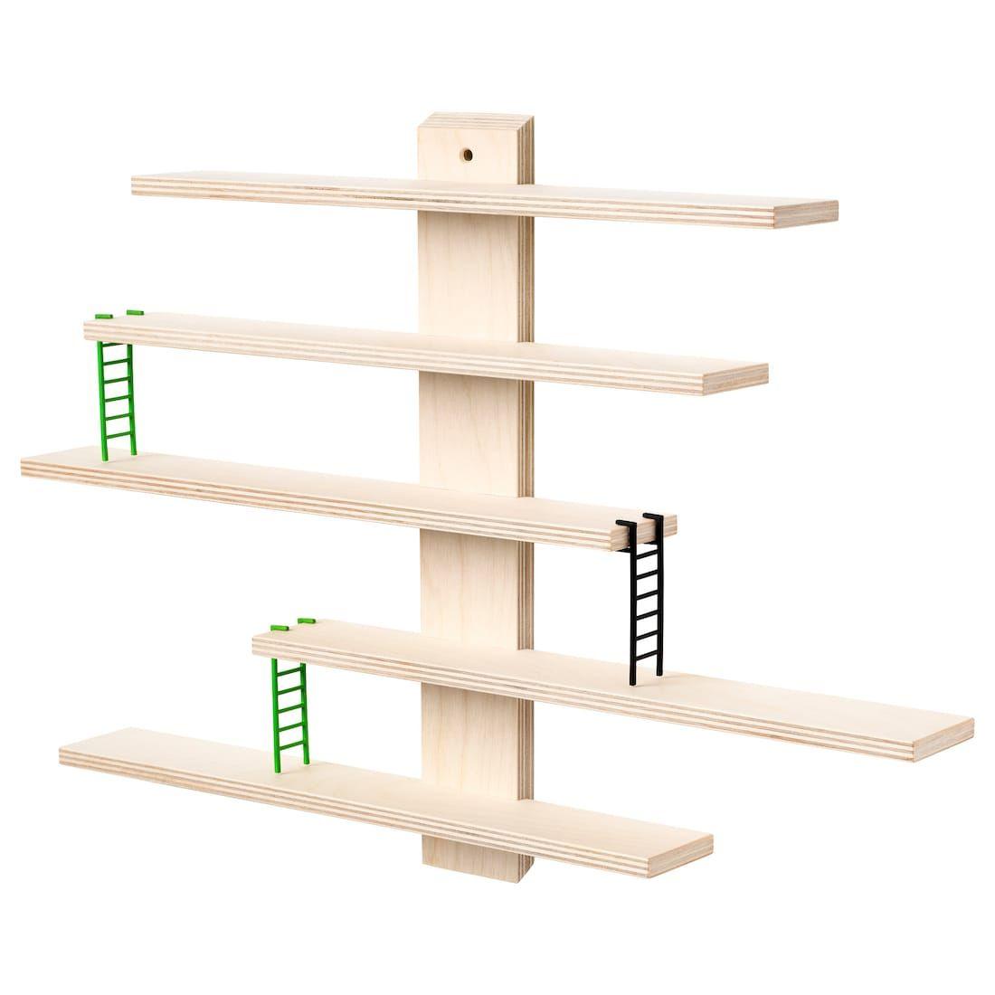 LUSTIGT Wandregal - IKEA Deutschland