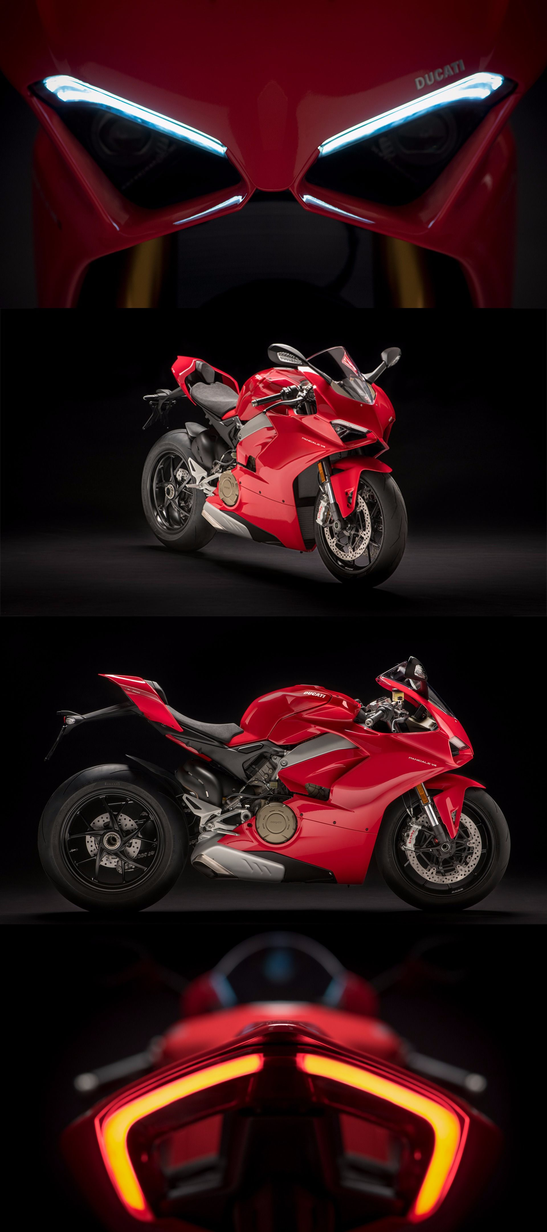 Booking For Ducati Panigale V4 Commenced In India Deliveries In