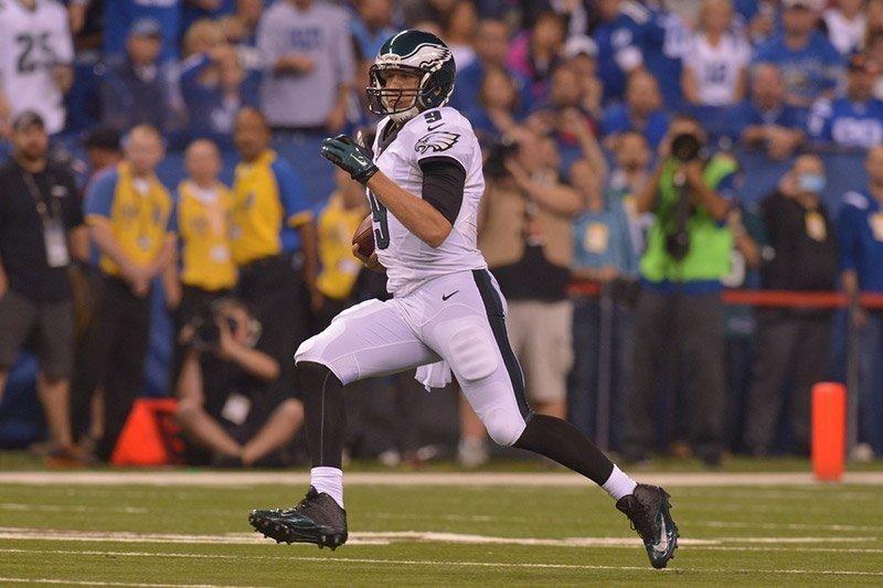 Eagles Vs. Colts: September 15