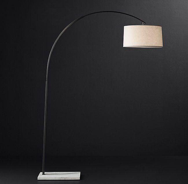Arc Floor Lamp White Marble Arc Floor Lamps Floor Lamp Black Floor Lamp