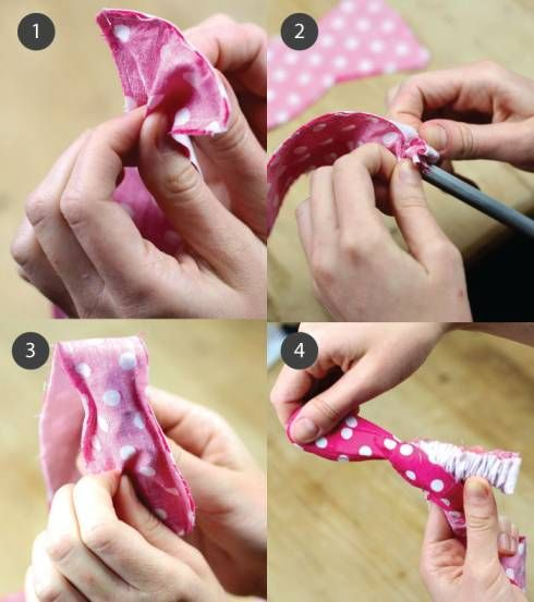 How To Make A Bow Tie DIY Instructions On Making For Men Kids And Toddlers