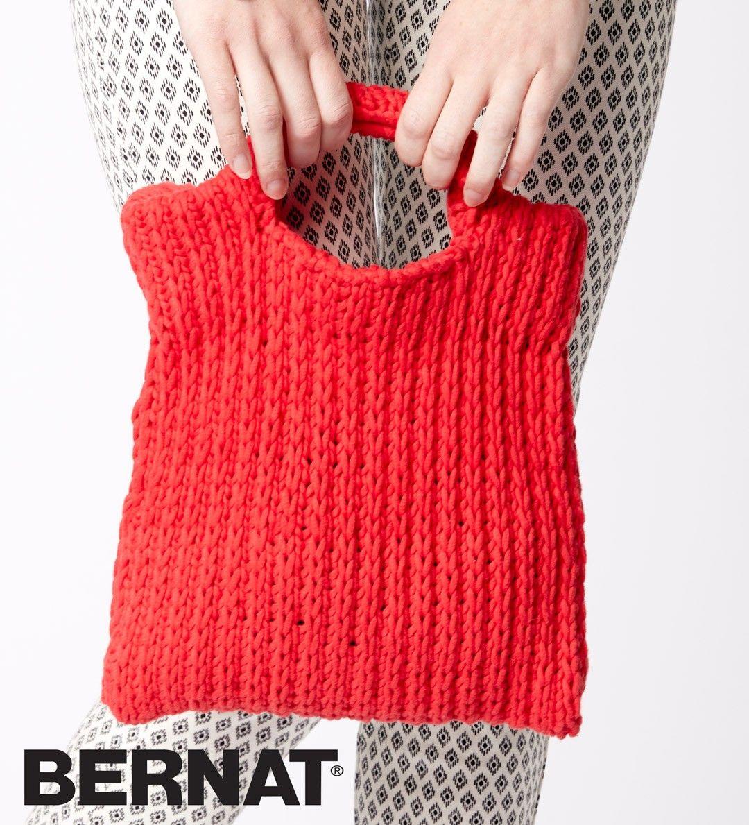 That\'s My Bag, Baby - Patterns   Yarnspirations   Knitting ...