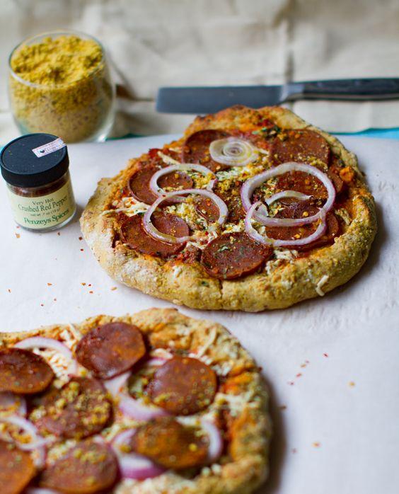 Vegan Pepperoni Pizza Vegan Pepperoni Vegan Pepperoni Pizza Delicious Vegan Recipes