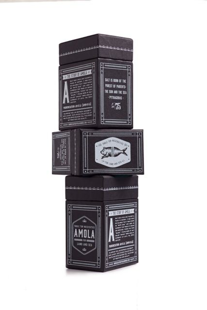 Amola Branding and Packaging