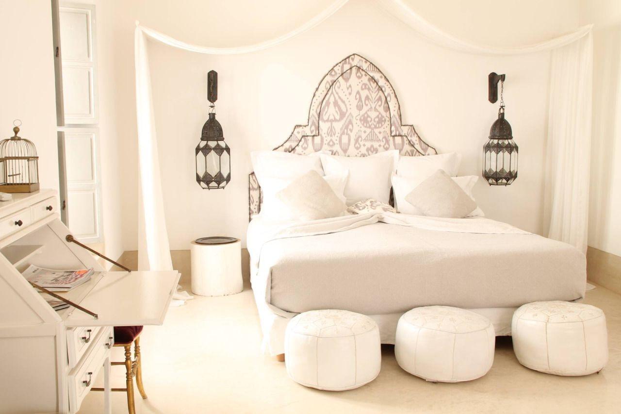 Wohnungen, Mediterran, Einrichten Und Wohnen, Schlafzimmer, Architektur,  Rund Ums Haus, Runde, Elfenbein Schlafzimmer, Marokkanisches Schlafzimmer