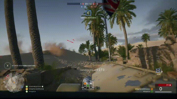 [Battlefield One] Spread those horse wings and fly! Be free my noble steed!