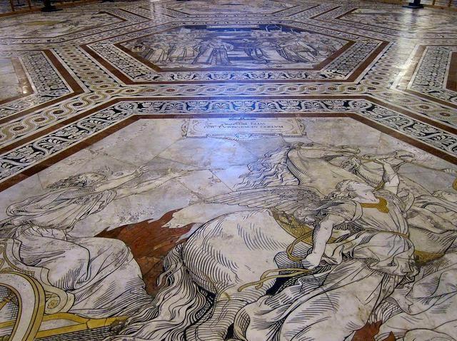 Catedrales del mundo: catedral de Siena