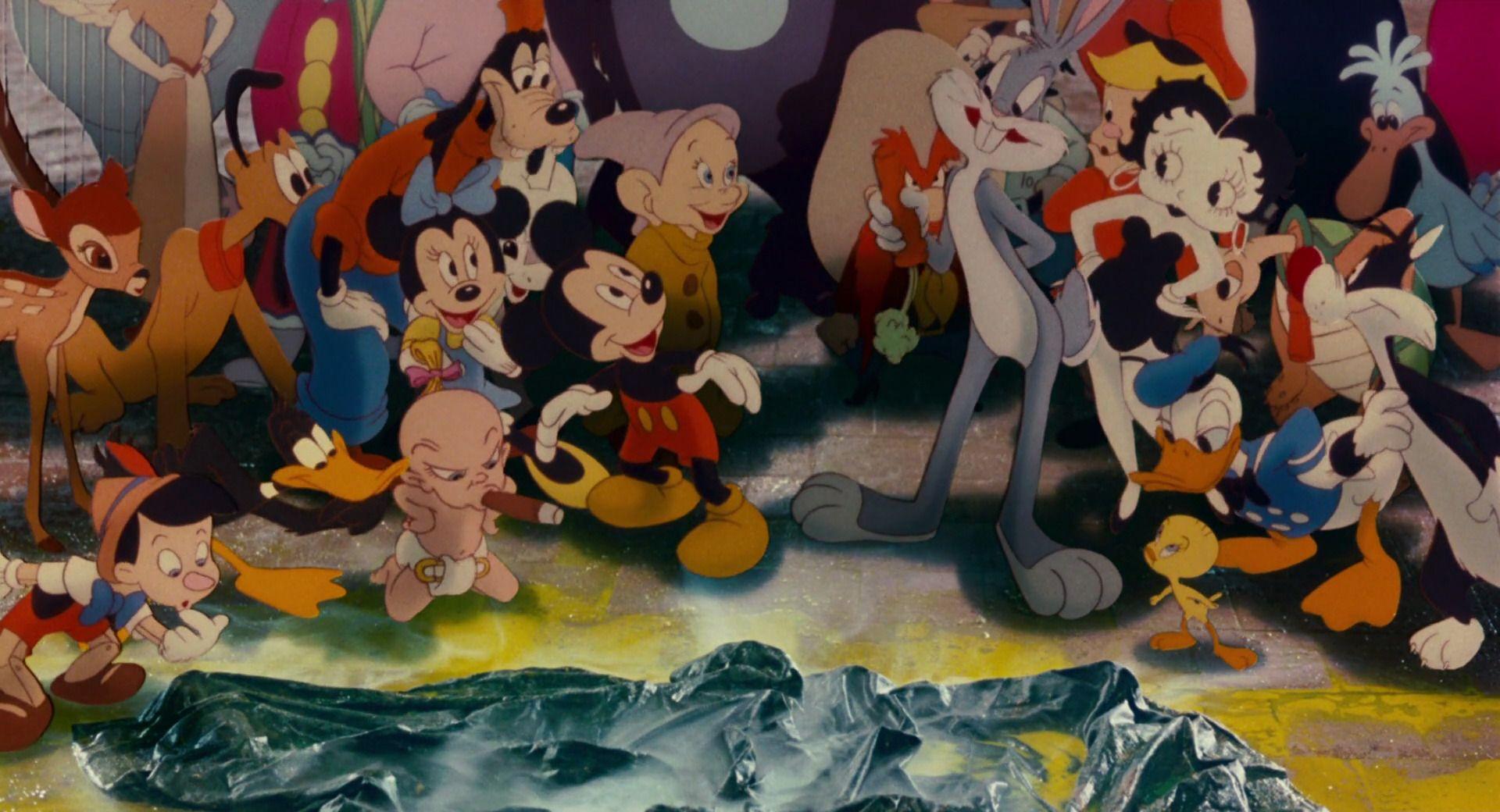 Who Framed Roger Rabbit (1988) - Disney Screencaps | Classic ...