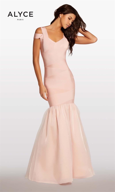 Kalani Hilliker for Alyce Paris KP100-2 - Formal Approach Prom Dress ...