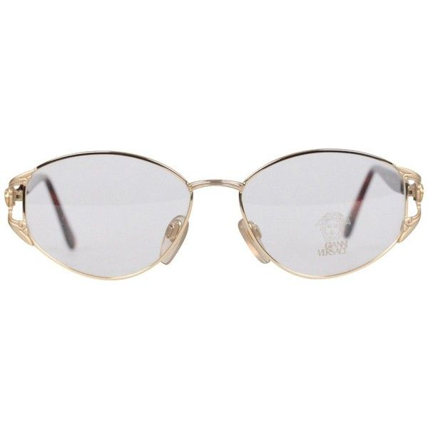 2e0a8ca190c6 Pre-owned Eyeglass ( 330) ❤ liked on Polyvore featuring accessories ...