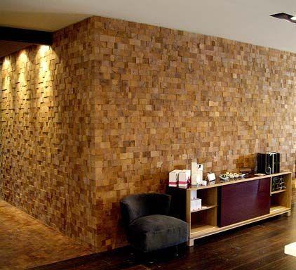 End-Grain-Wood-Block-On-Walls