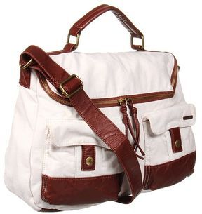 ac77e74fa02389 shopstyle.com: Hurley - One and Only Shoulder Bag (Natural Beige) - Bags  and Luggage