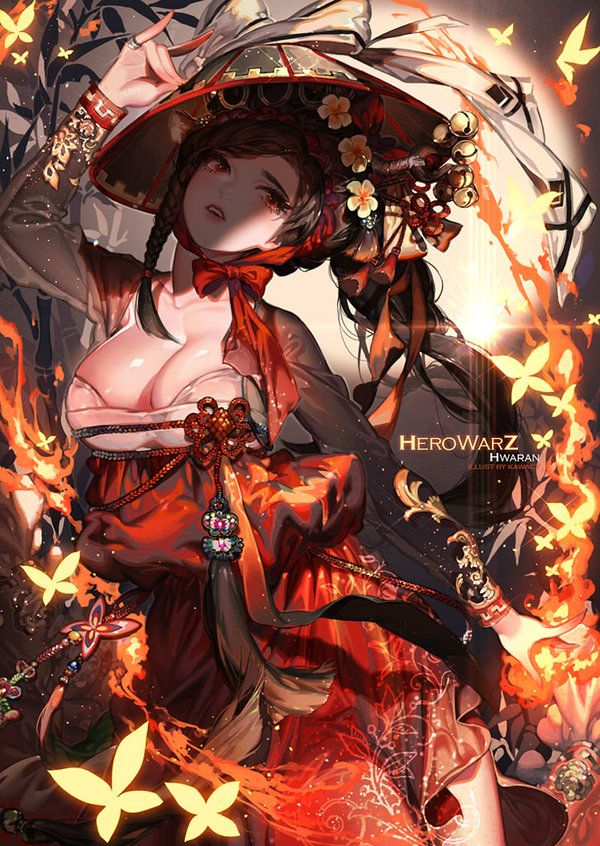 Photo of The Legend of Hwaran by kawacy on DeviantArt
