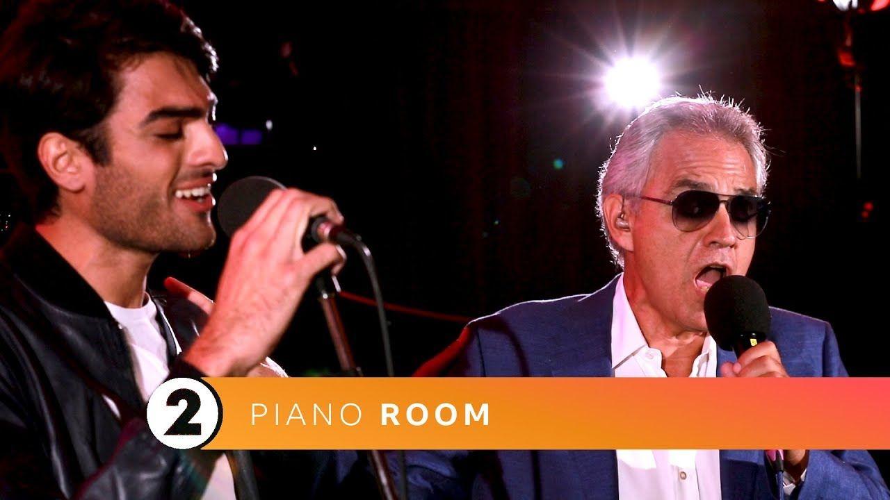 Andrea Matteo Bocelli Fall On Me Radio 2 Piano Room Radio