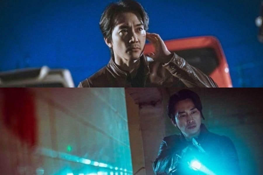 """Watch: Song Seung Heon Transforms Into A Determined Cop Who Teams Up With Lee Ha Na In """"Voice 4"""""""