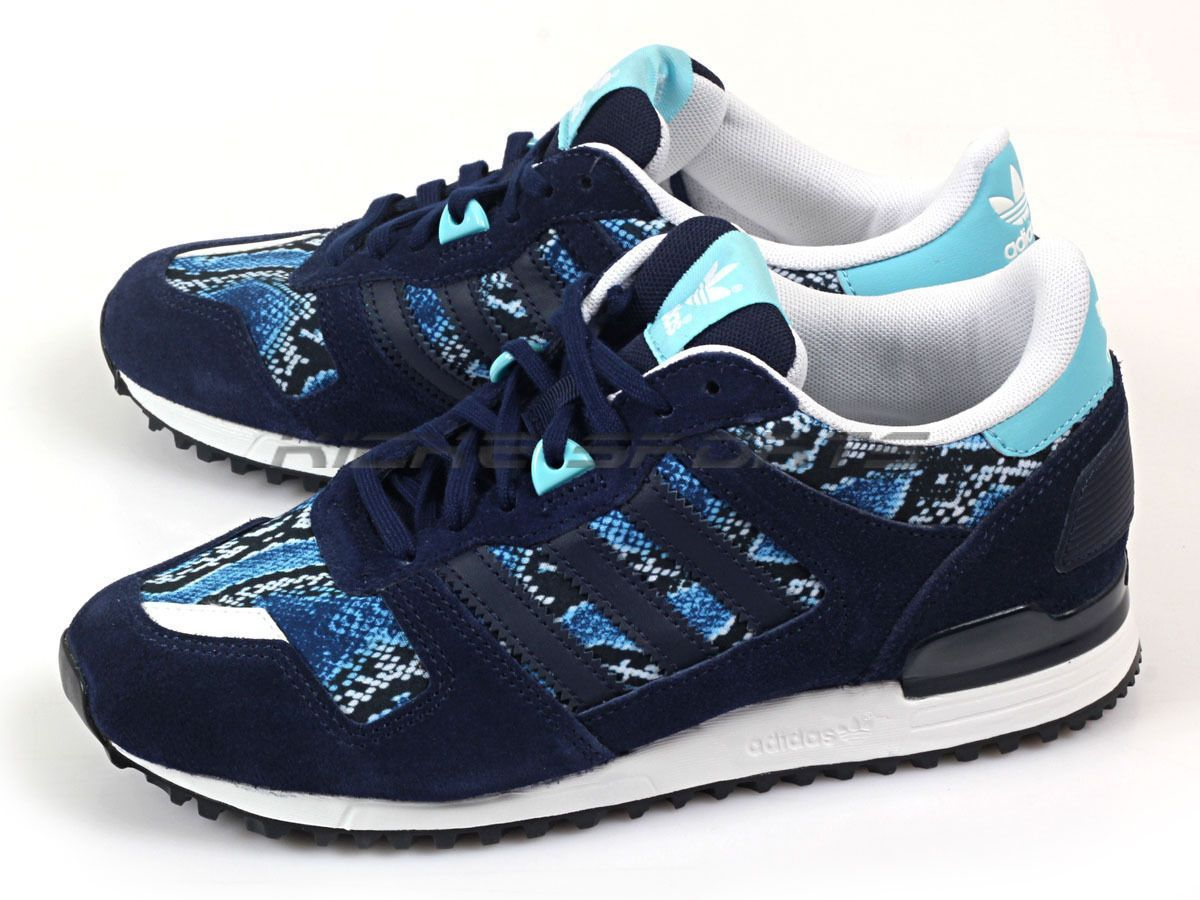 7161498e3 ... czech adidas originals zx 700 w night indigo light aqua classic retro  lifestyle b25715 1360d dbce6
