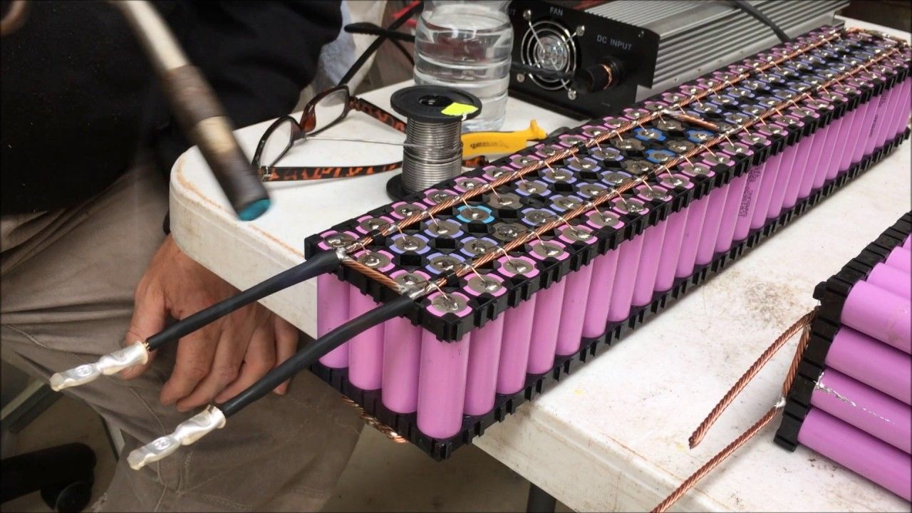 Diy power wall terminals 4 batteries diy electronics