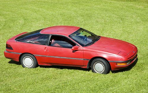 1989 Ford Probe Finally A Sporty Car This Car Wouldn T Quit