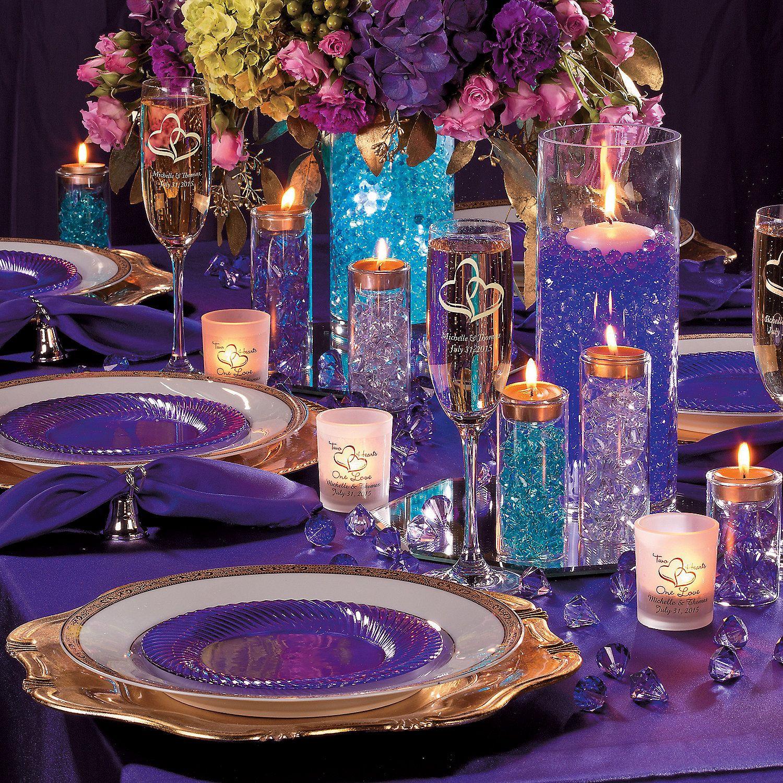 Table Ideas For Wedding Reception: Wedding Reception Table Idea