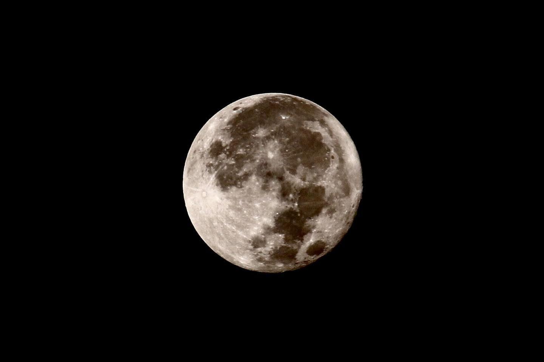 ・ ・ 昨夜の満月🌕 ・ ・