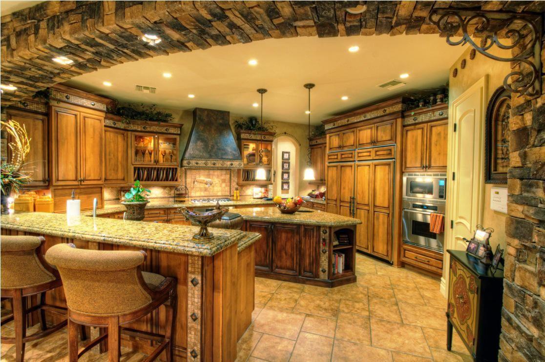 Les 10 plus belles armoires de cuisine soit de luxe de - Les plus belles cuisines design ...