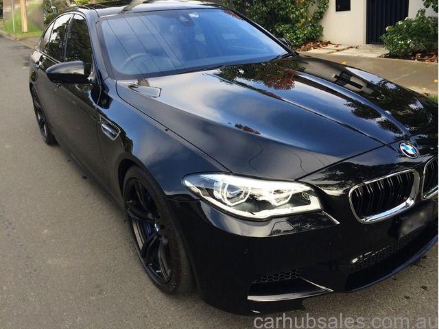 2014 Bmw M5 F10 Lci Auto Luxury Second Hand Carhubsales Com Au