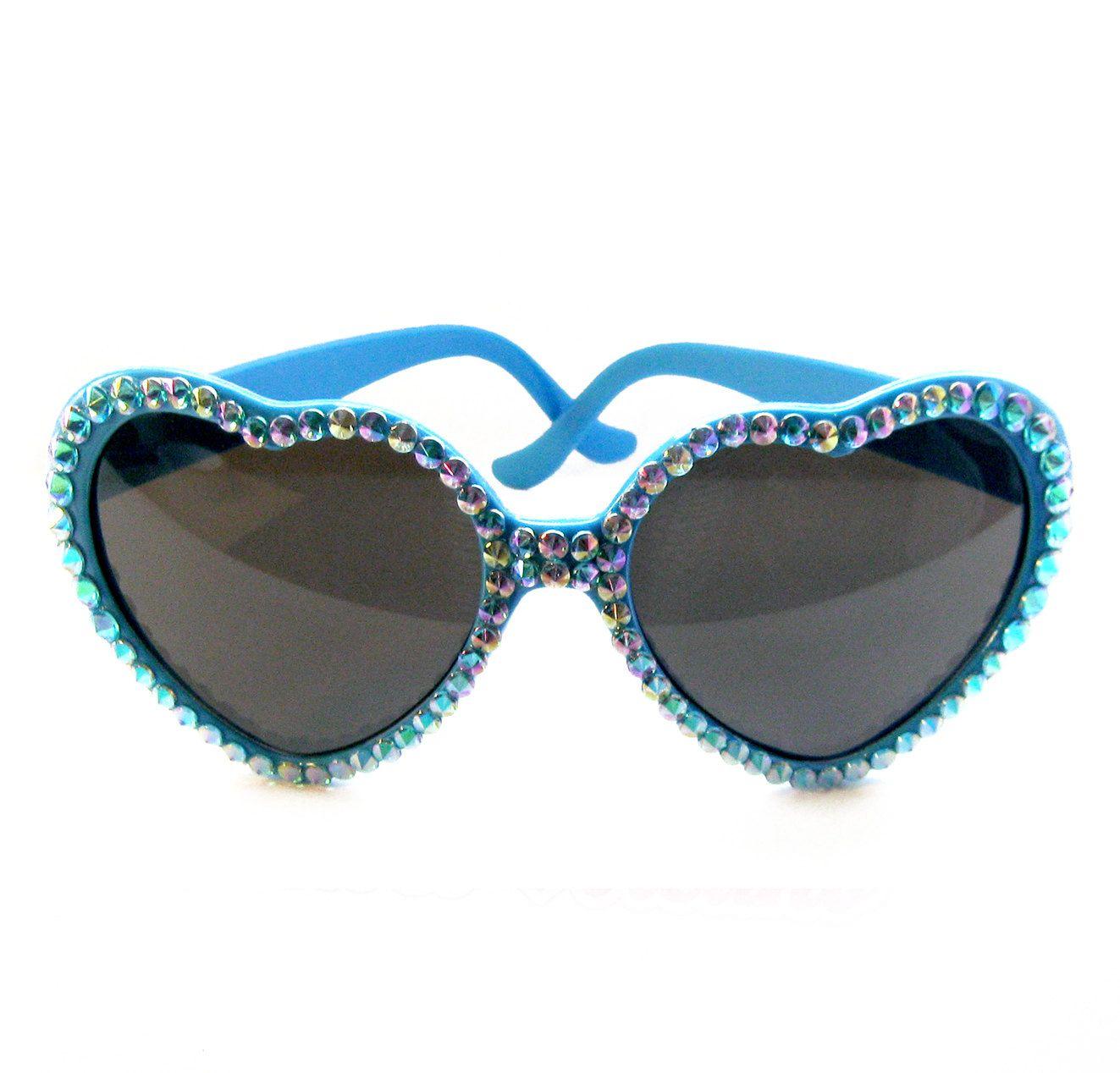 04d9beff5a CITRUS  Orange Heart Shaped Sunglasses by VelvetVolcano - 2 ...