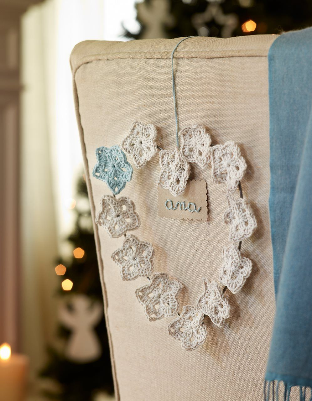 25 Cosas Que No Puedes Dejar De Hacer Esta Navidad Manualidades - Cosas-artesanales-para-hacer-en-casa