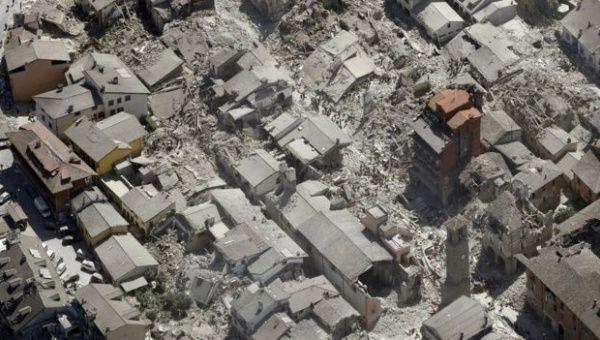 Amatrice, el pueblo italiano que será demolido tras terremoto.