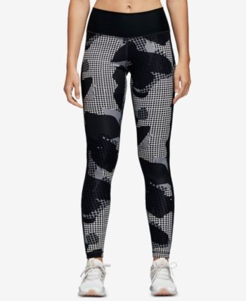 1be4e14cfef7b adidas Believe This Printed High-Rise Printed Ankle Leggings in 2019 ...