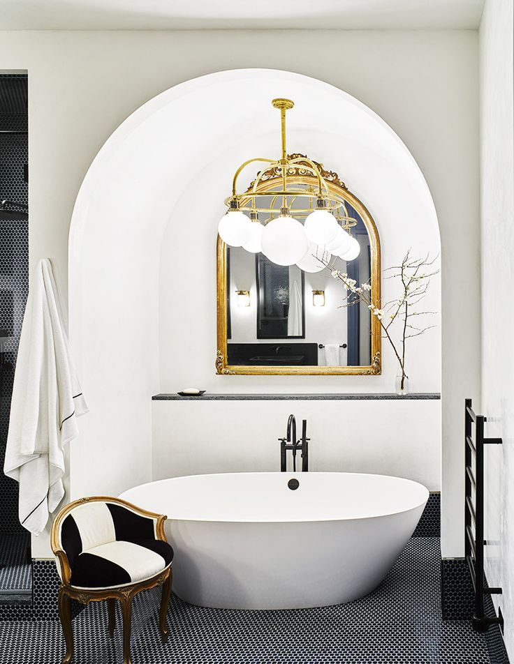 5 bathroom ideas to steal from hollywood s coolest it girls and how rh pinterest com