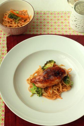 For the weekend.. TeriYaki Chicken