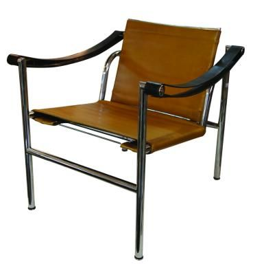 LC1 Armchair by Charlotte Perriand for Cassina, 1960s for sale at ...