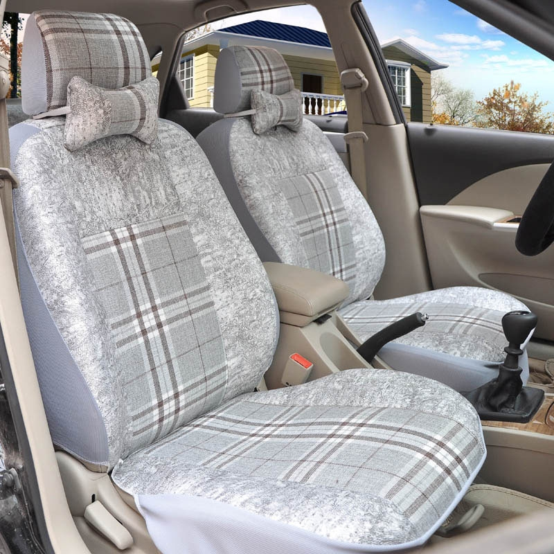 89.60$ Buy now - Yuzhe flax Universal car seat covers For Infiniti ...