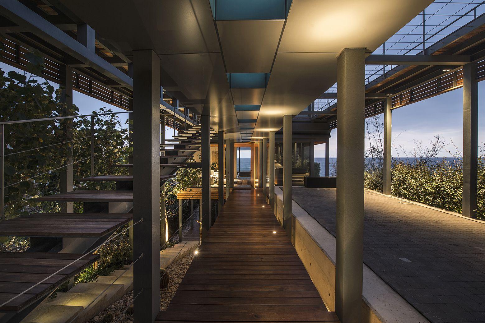 Galería - Residencia Amchit / BLANKPAGE Architects - 41
