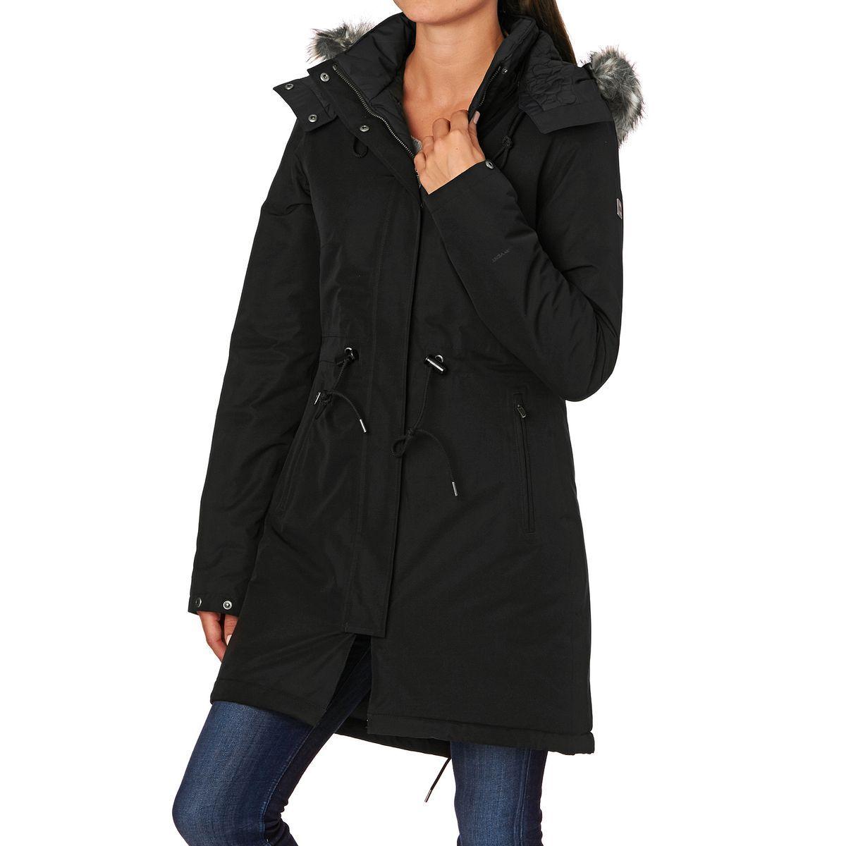 813c28fde3 The North Face Women s Zaneck Parka Jacket - TNF Black