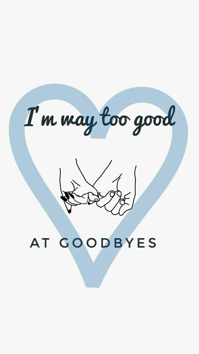 Lyric much more lyrics : Too good at goodbyes Sam smith #lyrics # samsmith #quotes #song ...