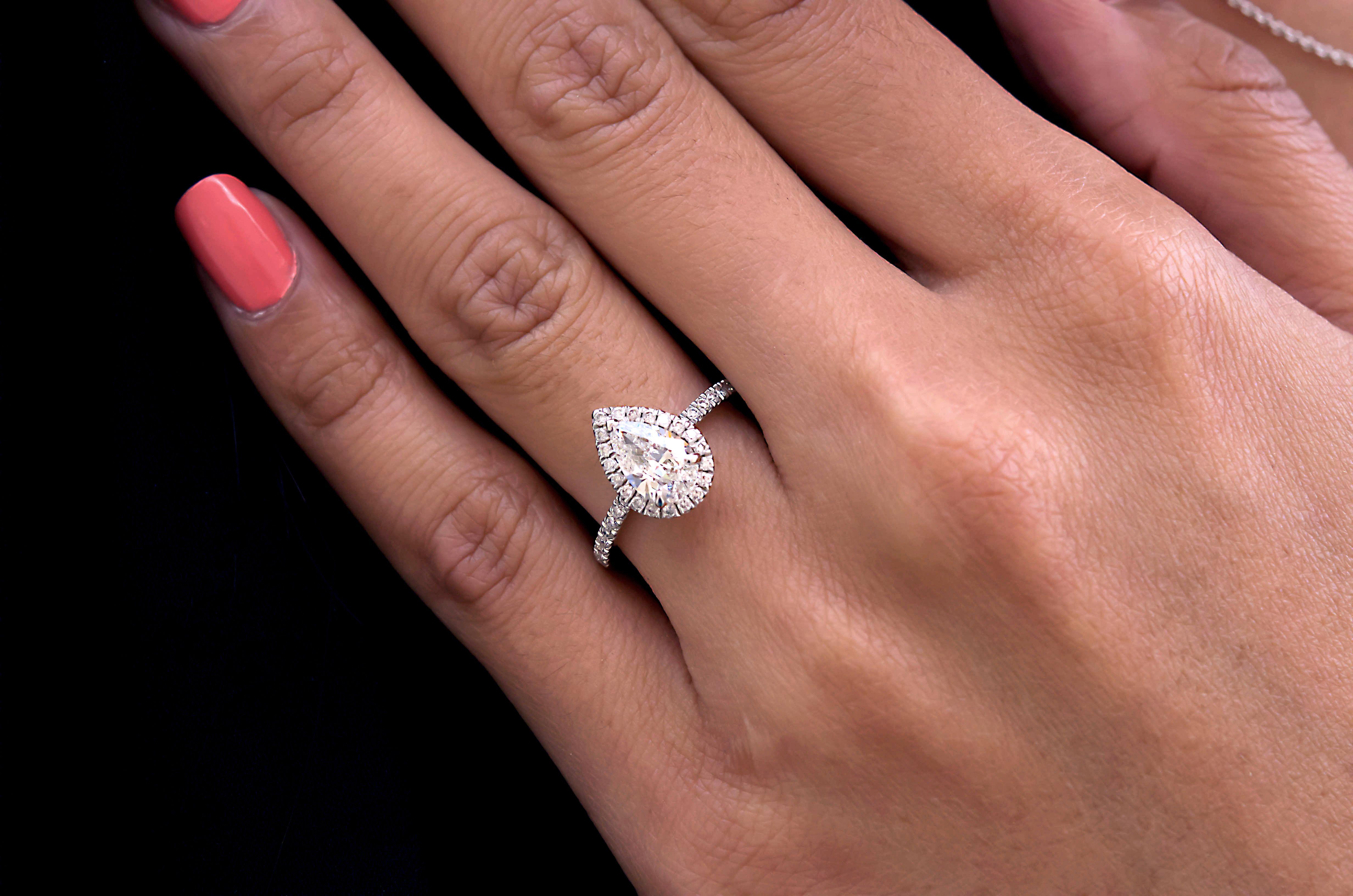 Wedding and engagement jewelry weddings pinterest engagement