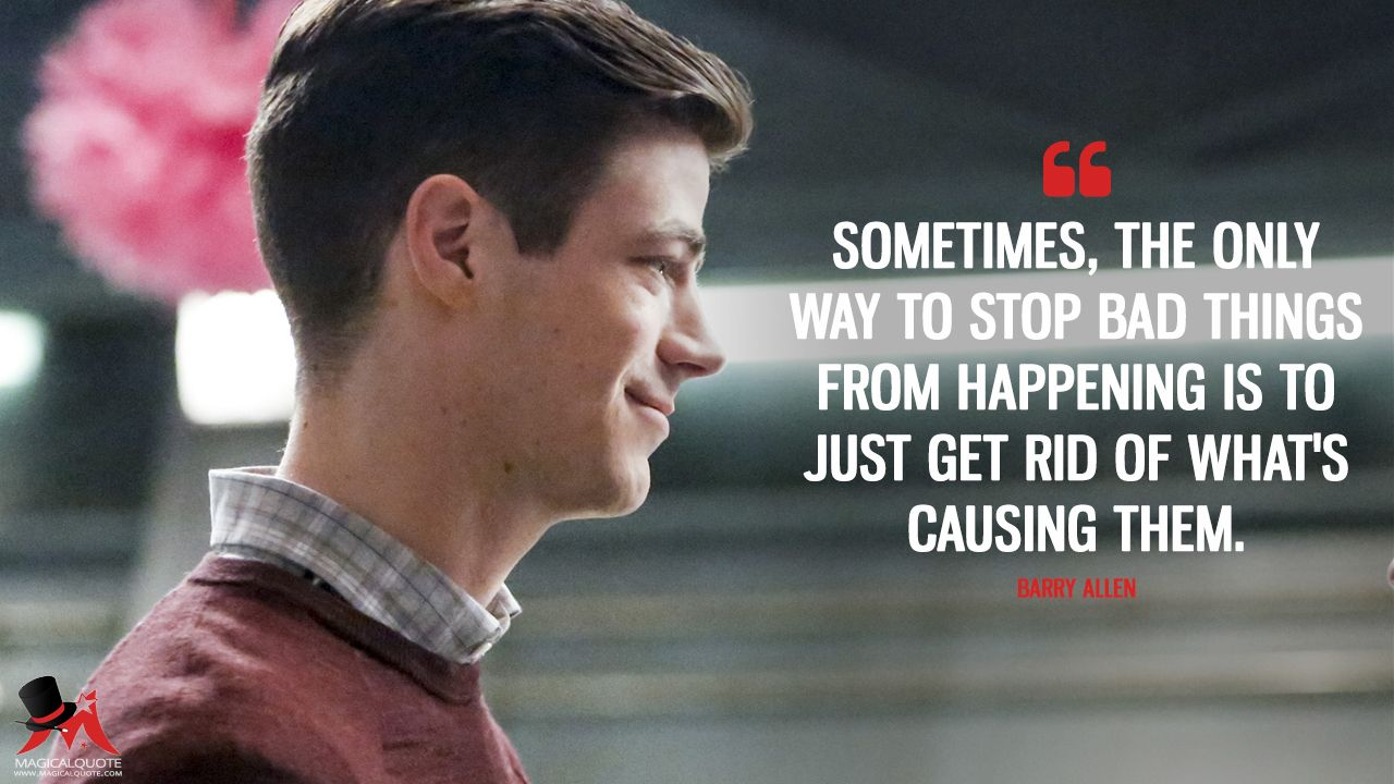 The Flash Quotes Pin by MagicalQuote on TV Show Quotes | The Flash, Supergirl  The Flash Quotes