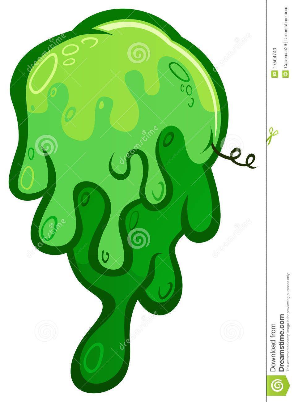 Slime Clipart Splat Green Svg Slime Party Trash Pack Party Slime