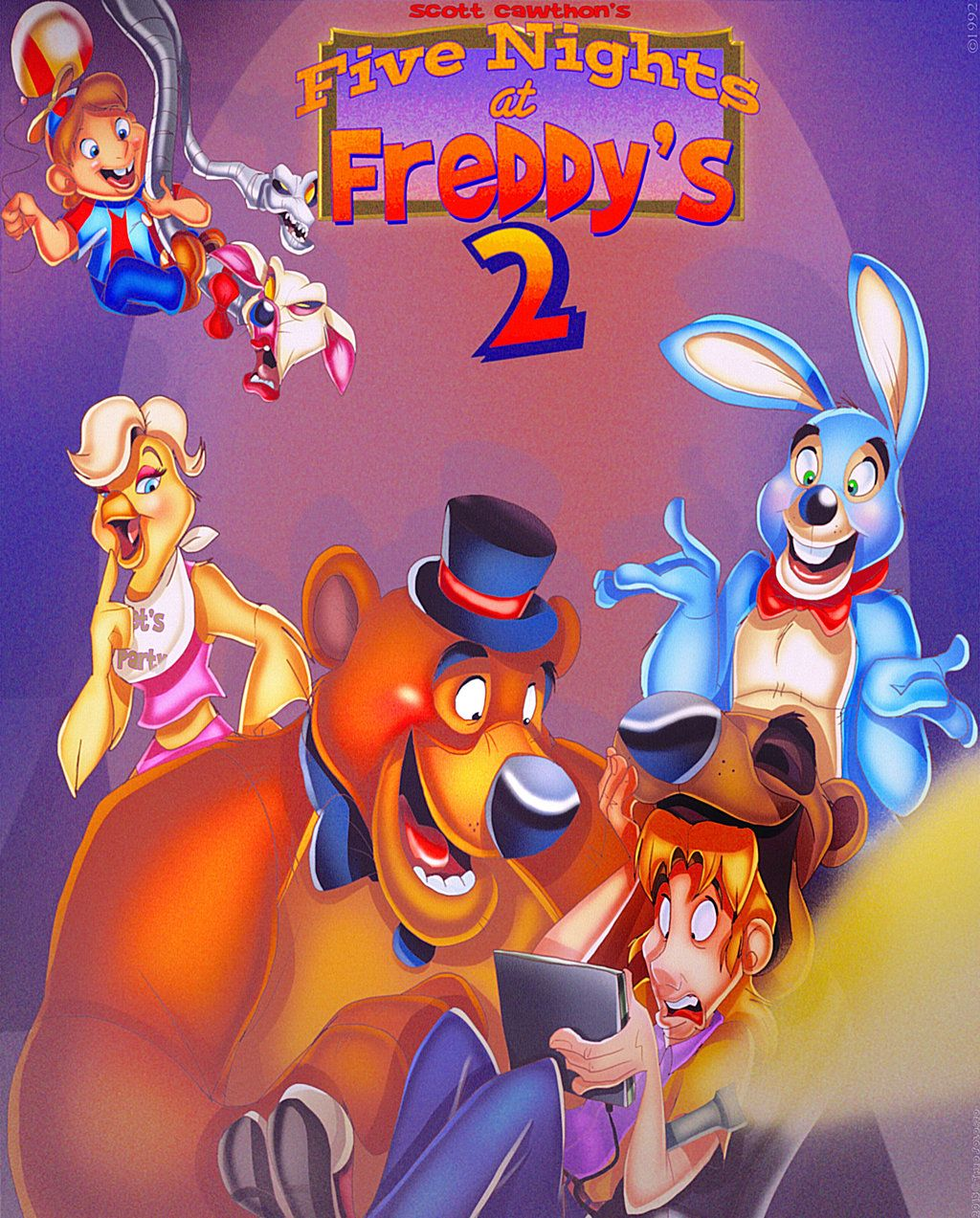 Our Friends And I Fnaf: ''Freddy And His Friends Are Back...'' By Kosperry
