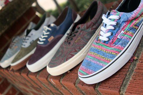 aztec chaussures vans