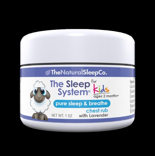 Kids PureSleep & Breathe Chest Rub – TheNaturalSleepCo.