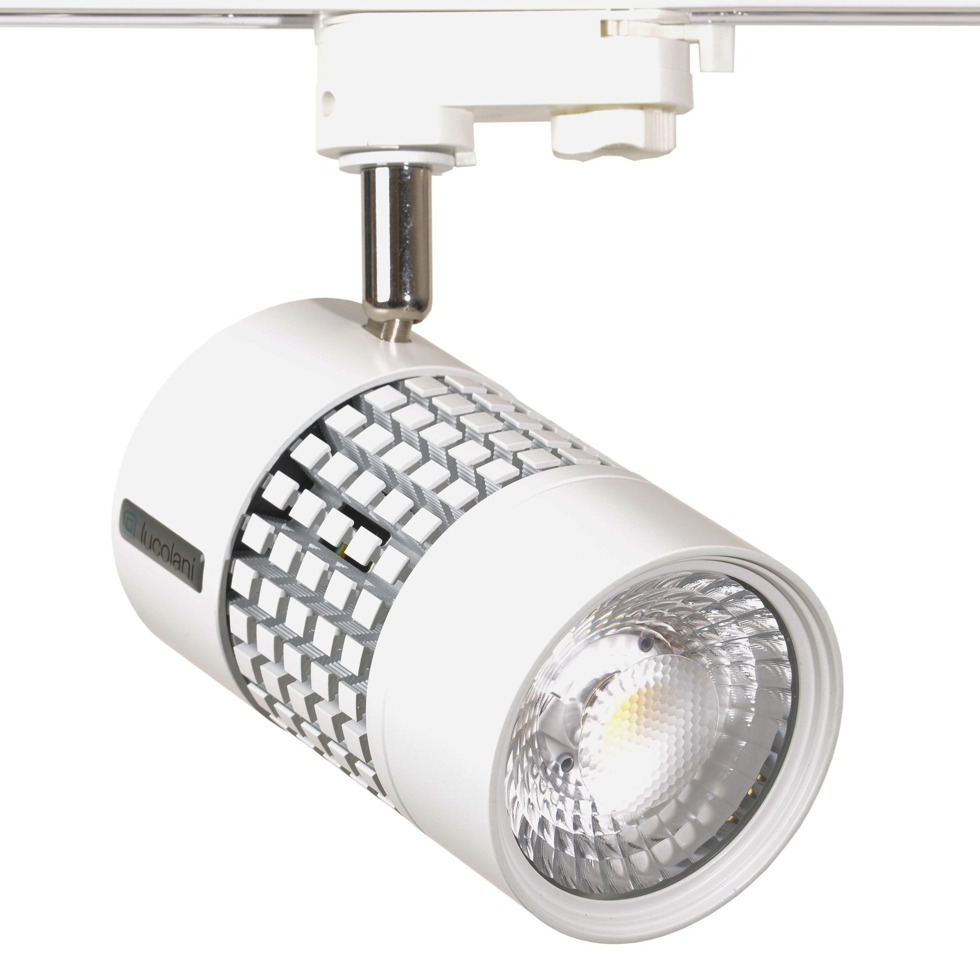 Deckenbeleuchtung Led Strahler Lucolani San Francisco 25 3000 W Dimmbarer Led 3 Phasen Schienen