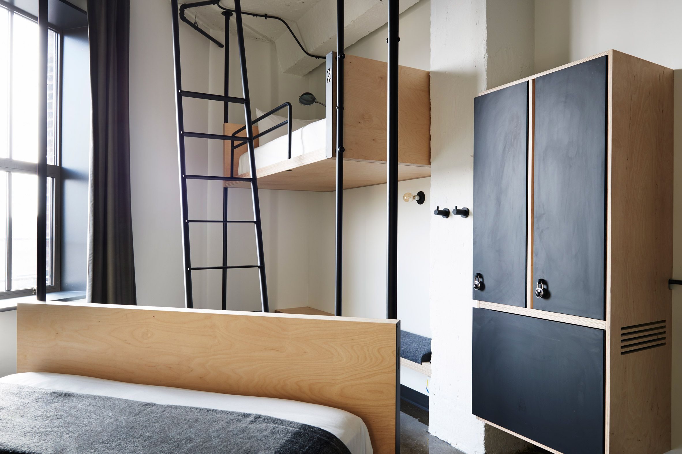 This Industrial Chic Hostel Was Designed For Instagram Lovers