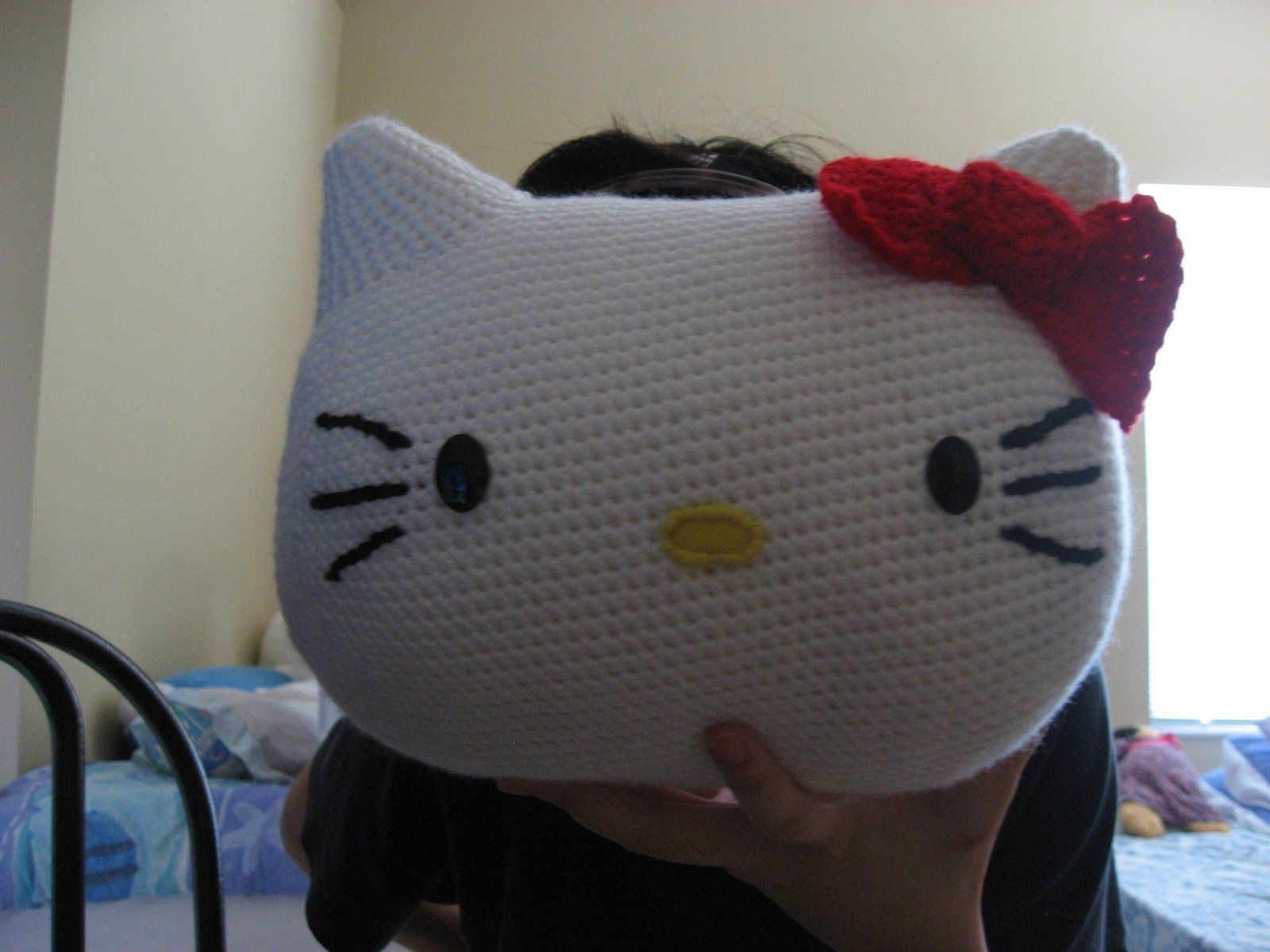 Hello Kitty Pillow | hkovan vciky | Pinterest | Hello ...