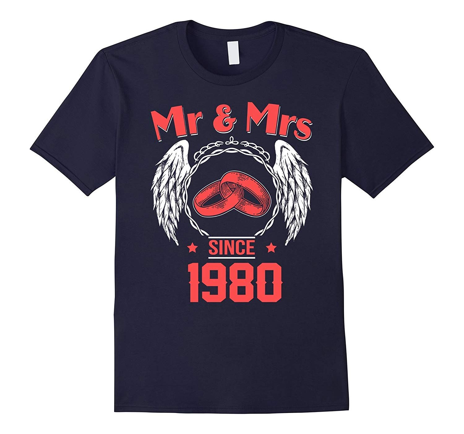 37th wedding anniversary gifts t shirts for husband for