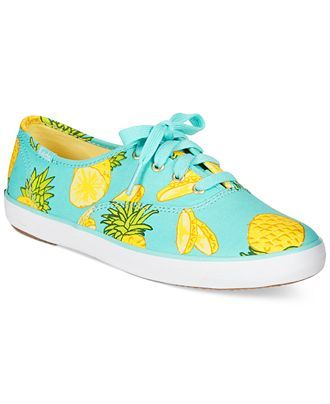 Shoes Sneaker Keds Sneakers With Pineapple Print RLG19002741