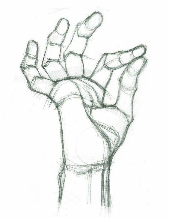 How to draw - Dibuja Manos reales Con este Curso completo - como dibujar manos